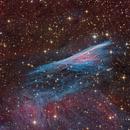 Pencil Nebula - NGC 2736 - HOLRGB - Chile CDK 17 Contest :-),                                Daniel Nobre