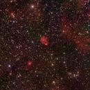Sharpless2 98 H-alpha and RGB,                                jerryyyyy