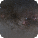 A little bit summer in March - from Cygnus to Cepheus,                                Michał Bączek