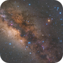 Scorpio & The Heart of Milky Way,                                我可是汞