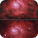 M8  with L-eNhance filter test comparison,                                Morris Yoder