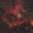 IC 1805 Heart Nebula 2019,                                Jan Schubert