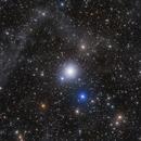M15, Globular Cluster in Pegasus (crop),                                Maurice Toet