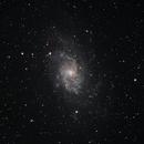 M 33 - Galaxie du Triangle,                                Gérard Nonnez