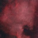 NGC7000 / North American Nebula,                                Jeff Donaldson