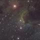 Sh2 155 Cave Nebula,                                jerryyyyy