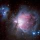 The orion Nebula with the Running man,                                nsirakov