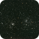 Caldwell 14, Double Cluster,                                astropical