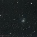 M101 Cluster,                                Stefano Franzoni
