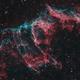 IC1340 and NGC6995 - Part of Eastern Veil Nebula,                                Greg Polanski