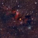 Cave Nebula,                                Astrowood