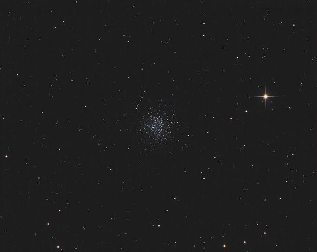 M71  T250 f/4  /  ATIK ONE  /  AZEQ6,                                Pulsar59