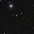 M109 - The Vacuum Cleaner Galaxy,                                Mike Kline