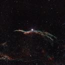 NGC 6960 Veil Nebula,                                Jaroslaw Przybyla