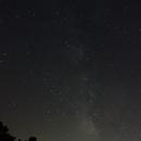 Milky Way,                                Dan Pelzel