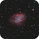 M1 / Crab Nebula HaRGB,                                Jeff Donaldson