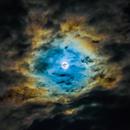 Lunar eye,                                Alessandro Merga