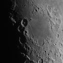 Moon - Mare Nectaris region, ZWO ASI290MM, 20200527,                                Geert Vandenbulcke