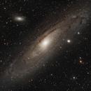 Messier 31,                                leeasle