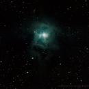 NGC 7023 Iris Nébula,                                Eric COUSTAL ( F5ODA )