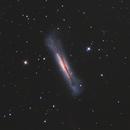 NGC3628 LRGB,                                Christopher Gomez