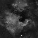 NGC 7000 & IC 5070, Ha,                                Stephen Garretson
