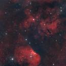 Sh2-145,                                RPrevost