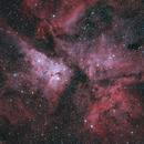 NGC 3372,                                Gerson Pinto
