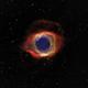 NGC 7293, The Helix Nebula (HaRGB),                                Ruben Barbosa
