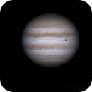 Jupiter,Europa, IO and her shadow,                                Bach hamba Youssef