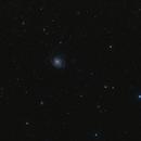 Messier 101 Area Wide Field,                                Dean Jacobsen