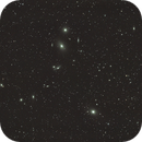 Markarian's chain; wide view (take two),                                TakeThree