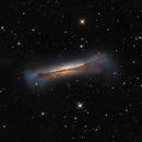NGC 3628,                                Miguel Angel Garc...