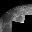 Moon terminator mosaic ,                                Olli67