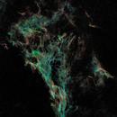 Pickering's Triangle starless,                                DustSpeakers