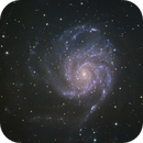M101 - the Pinwheel,                                Gianni Cerrato