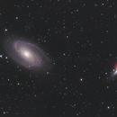 M81 M82,                                oversky