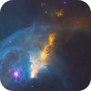 The Bubble Nebula - A High Resolution View,                                Dean Jacobsen