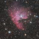 NGC 281 Pacman Nebula,                                Kharan