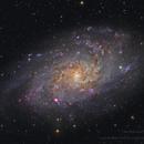 M33-Triangulum Galaxy!,                                Mohammad Nouroozi