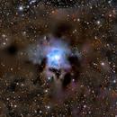 NGC 7023 zoom,                                Georges