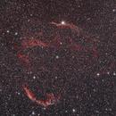 Rémament de Supernova - Les Dentelles du Cygne  ,                                grizli21