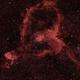 IC1805/1824/1831/1795; NGC 896/1027; Sh2-190 - 2 Panel Mosaic HOO + RGB Stars,                                Uwe Deutermann