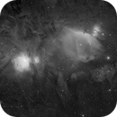 Orion Complex Ha QHY163 Rokinon 135mm,                                Eric Walden