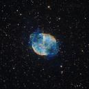 M27 Dumbbell Nebula,                                Dan Drew