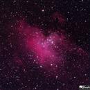 Messier 16,                                simon harding