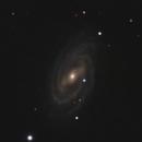 M109 - barred spiral galaxy in UMa,                                Benny Colyn