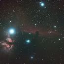 IC434 (Horsehead, etc.),                                Dave B