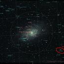 Galaxie du Triangle,                                William Guyot-Lénat