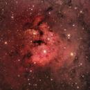 LBN 581 - Bright Nebula,                                James Luke